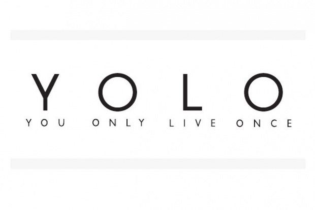 Stop Waiting for Permission to Live the Life You Want to Live  |You Only Live Once Drawing